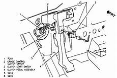 clutch safety switch wiring diagram how do you replace the clutch safety switch on a 96 cavalier it seems impossible to get out in