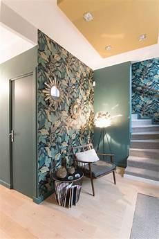 papier peint renovation r 233 novation de maison oasis verte peinture et papier