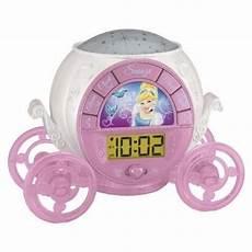 lit bébé disney disney alarm clock light musical princess cinderella pink carriage disney my