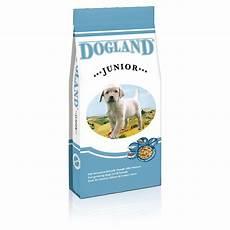 Wolfsblut Trockenfutter Junior - dogland junior trockenfutter f 252 r hunde dogland