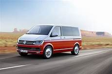 this is vw s all new t6 transporter carscoops