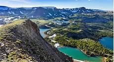 guided backpacking trips wildland trekking