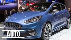 Der Neue Ford St Mit 200 Ps Auto Salon Genf