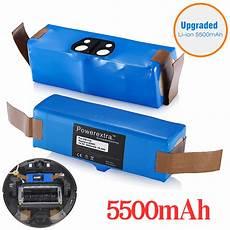 Batterie Irobot Roomba Vacuum Battery For Irobot Roomba 500 600 700 800 590 595