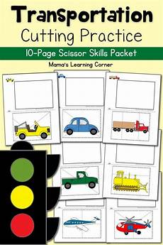 transportation worksheets 18484 pin on back to school