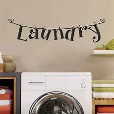 Decals For Laundry Room