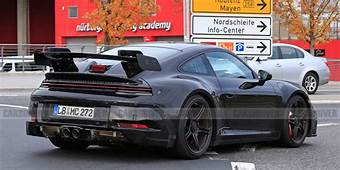 992 Gen 2021 Porsche 911 GT3 Spied With A Naturally