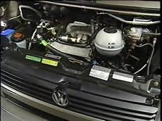 how cars engines work 1993 volkswagen eurovan engine control 1993 volkswagen t4 eurovan in dealer training youtube