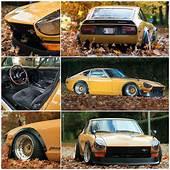 Handsome  Datsun Car 240z Nissan Z Cars