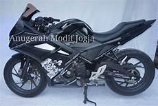 New Modif by Modif New Cb 150 R Oleh Anugerah Modif Jogja Keren Gan