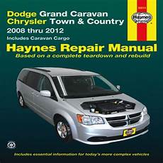 free service manuals online 2012 chrysler town country on board diagnostic system dodge grand caravan chrysler town country 2008 thru 2012 includes caravan cargo haynes