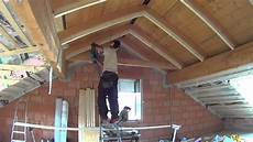 dach dämmen innen anleitung dach innen d 228 mmen
