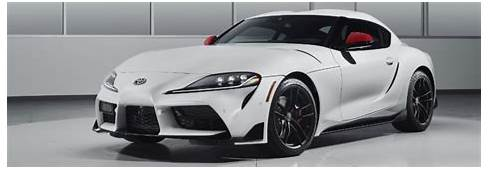2020 Toyota Supra Photos Release Date And Pricing  Fox