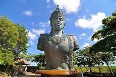 When Visiting Garuda Wisnu Kencana Cultural Park Also