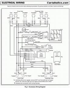 Potentiometer Wiring Diagram Ez Go by 1996 Ez Go Wiring Diagram Sle