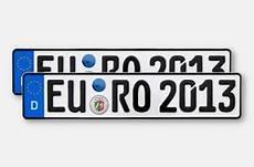 neues auto kennzeichen behalten autokennzeichen f 252 r kfz zulassung g 252 nstig kaufen
