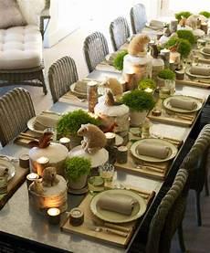 D 233 Co No 235 L Inspiration Foret Decoration Table De Noel