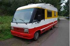 Wohnmobil Dethleffs I 642 Auf Fiat Ducato 2 5 Wohnwagen