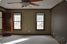 homeofficedecoration wall paint colors dark wood trim