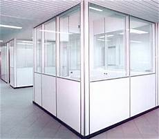 uffici usati uffici con pareti divisorie piene con vetro totalmente