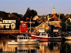south end harbor and houses portsmouth new hshire