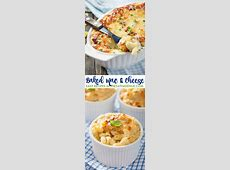 yummy baked mac   cheese_image
