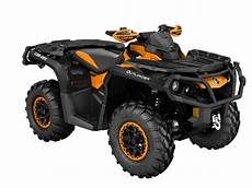 2016 Can Am Outlander Family Atv Illustrated
