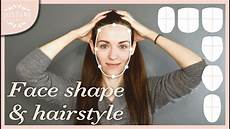 good hairstyles for your face shape how to determine your shape justine leconte youtube