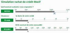 pret personnel macif rachat de credit macif avis simulation