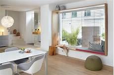 holz im wohnzimmer wohnen im modernisierten altbau haus ideen sitzfenster