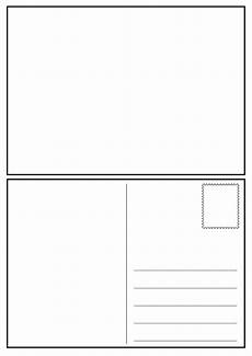 traditional postcard template 40 great postcard templates designs word pdf