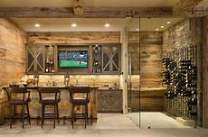 16 Rustic Home Bar Designs That Will Customize