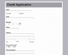 collect credit applications online with formstack webmerge