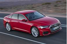 new audi a6 guns for 5 series with mild hybrid power and