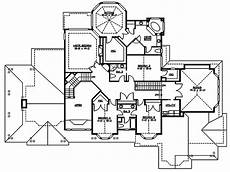 luxury house plan second floor 071s 0001 house rocktrail luxury rustic home plan 071s 0042 house plans