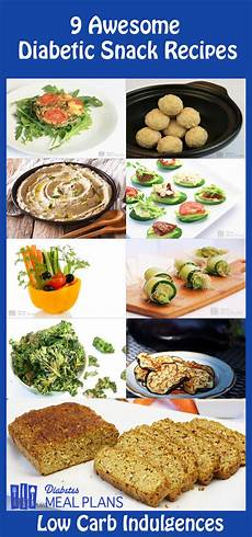 9 awesome diabetic snack recipes