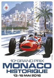 All Revved Up For The 10th Grand Prix De Monaco Historique