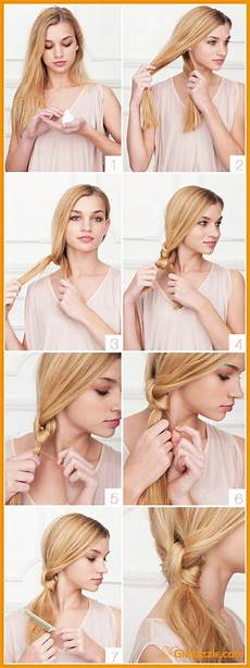 Hairstyle Steps For Hair 20 beautiful hairstyles for hair step by step
