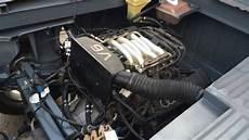 Vw T3 Motorumbau - vw t3 doka vanagon v6 2 6l mittelmotor start low