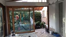 chiusura verande chiusura veranda in pvc base 2 serramenti