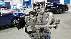 ford 2 3l ecoboost engine cutaway view
