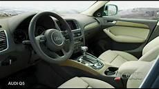audi q5 facelift 2013 interior hd option auto news youtube
