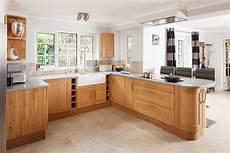 Kitchen Decorating Ideas Oak Cabinets by Kitchen Decorating Ideas For Solid Oak Kitchens Part 3