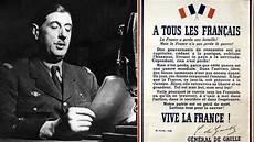 photo du général de gaulle 76 232 me anniversaire de l appel historique du 18 juin 1940