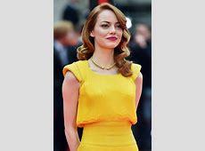 Emma Stone's Yellow Dress in La La Land   POPSUGAR Fashion