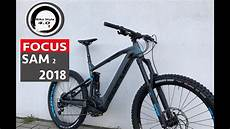 e bike 2018 focus sam 2 2018 shimano e bike