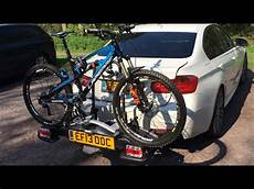 bike carrier towbar thule velocompact 924 925 review and