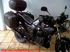 Modifikasi Motor Tiger Touring by Modifikasi Motor Honda Tiger Touring Thecitycyclist
