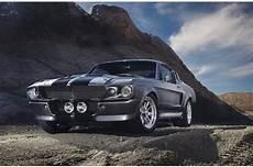 Ford Mustang Eleanor Nur Noch 60 Sekunden Autoplenum At