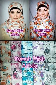 Grosir Jilbab Cantik Segi Empat Motif Kupu Kupu
